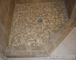 Bathroom Shower Floor Tile Ideas Houses Flooring Picture