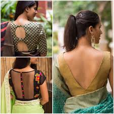 String Blouse Designs How To Select Saree Blouse Design Candy Crow