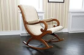 Craftatoz <b>Rocking Chair</b> Aaram Chair Wooden <b>Rocking Chair with</b> ...