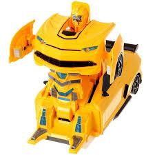 <b>Робот</b>-<b>трансформер Meizhi</b> Chevrolet Camaro — купить по ...