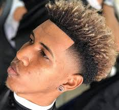 Coiffure Homme Africain Awesome Coiffure Homme Noir Salon