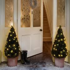 Battery Operated Lights Christmas Outdoor Outdoor Christmas Lights To Give Exteriors Festive Sparkle