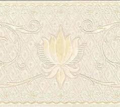 details about satin textured scroll wallpaper border borders paintable embossed uk