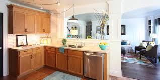 maple cabinet kitchen update home  ideas to update oak kitchen cabinets