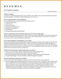 Leadership Resume Leadership Examples For Resume Therpgmovie 58