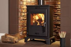most heat from a wood burner