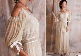 rustic vintage wedding dresses the simple design of a rustic