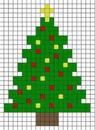 19 Best Hama Hiver Perler Beads Images On Pinterest  Hama Beads Perler Beads Christmas Tree