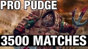 3500 matches with pudge levkan dota 2 youtube