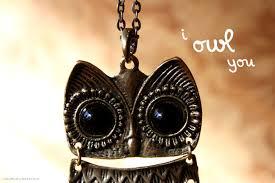 Owl Jewelry Quotes. QuotesGram