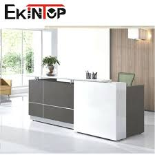 table designs for office. Outstanding Reception Table Modern Office Desk Portable Counter Design Ideas Designs For