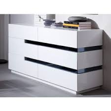 VIG Furniture VGCN1302C-P01 Modrest Voco - Modern White Bedroom Dresser