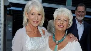 Mature older women over 60