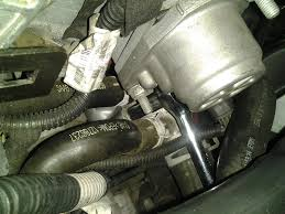 2 0 lsj engine how to replace thermostat pics cobalt ss after you get those out don t bother removing any hoses there a pain and i didn t want to deal them gently pop out the thermostat cover of some water