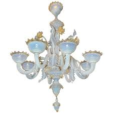 murano chandelier attributed to vistosi green water furniture pendants and lighting