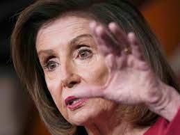 Nancy Pelosi said protestors who plan ...