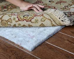 large size of dull white best rug pad for hardwood floor idea with creamy area fl