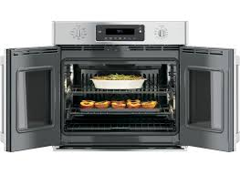 Abt Kitchen Appliance Packages Ge Cafe 30 Stainless French Door Wall Oven Ct9070sh