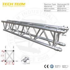 Stage Lighting Truss China Stage Lighting Truss Display System Dj Truss Aluminium