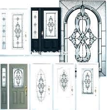 glass front doors home depot charming exterior door glass inserts home depot glass inserts for doors