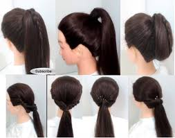 New Hair Style For Girls new hairstyle pony for girls step by step efficient wodip 2172 by wearticles.com