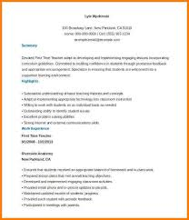 Teacher Resume Template Free Delectable Free Teaching Resume Templates Sarahepps