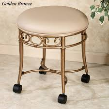 mcclare vanity stool touch to zoom