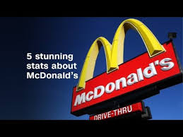 How To Make Ruffles Mcdonald's And Pepsi Vending Machine Enchanting 48 Stunning Stats About McDonald's YouTube