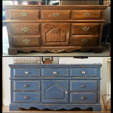 before after dresser makeover with anniesloan chalk paint s