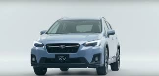 2018 subaru xv interior. delighful interior 2018 subaru xv official videos show crash test exterior and 360degree  interior and subaru xv interior