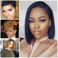 Short Hair Style For Black Women black women hairstyles hairstyles 2017 new haircuts and hair 8851 by wearticles.com
