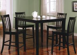 Full Size of Table:charismatic Lovely Noticeable Famous Inspire Q Weston  Black Square Pedestal Dining Large ...