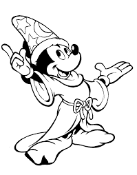 Mickey Mouse mago - Imagui