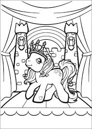 Small Picture Colour pony factory COLOR PONY pony to colour in Children Coloring