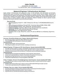 Security Resume Template Resume Letter Collection