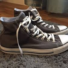 womens size 14 shoes converse shoes grey mens size 12 womens size 14 poshmark