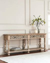 neiman marcus bedroom furniture. Neiman Marcus Furniture Console Table French Country Bedroom