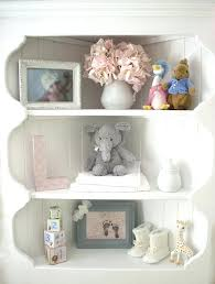 nursery shelf decor amazing nursery shelving idea best budget image on child room great shelf in