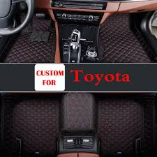 Fit For Toyota CAMRY 2015 2017 Floor Mats FloorLiner Carpets ...