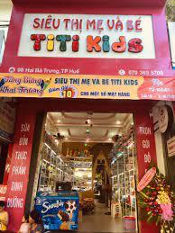 TiTi Kids - Siêu thị mẹ và bé Huế - Home