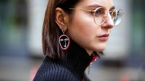Everyone Is Wearing <b>Face Earrings</b> Right Now, and I Don't Hate It ...