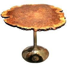 unique round dining table unique round dining table mid century modern tulip style dining table on