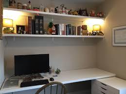 Counter Top Desks Countertop Office Desk Newcountertop