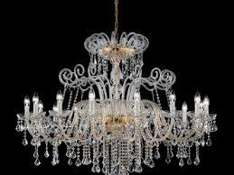 antique style murano glass swarovski crystals chandelier syl948k16