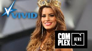 Miss Colombia Offered 1 Million by Porn Company After Miss.