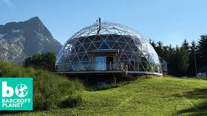 <b>Glass</b> Dome Eco House In The Arctic Circle - YouTube