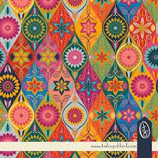 Boho Patterns Inspiration Boho Chick Ogee Pattern On Behance