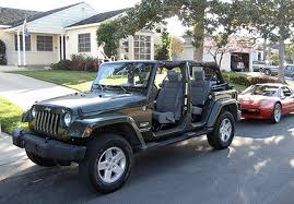 jeep wrangler 4 door interior. 2007 jeep wrangler unlimited look ma no doors 4 door interior
