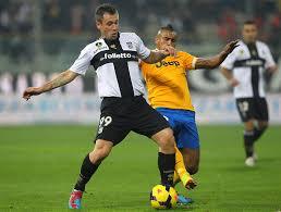 Antonio Cassano And Arturo Vidal Photos Photos Parma Fc V Juventus