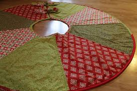 Christmas Tree Skirt Pattern New A Christmas Tree Skirt Imagine Gnats
